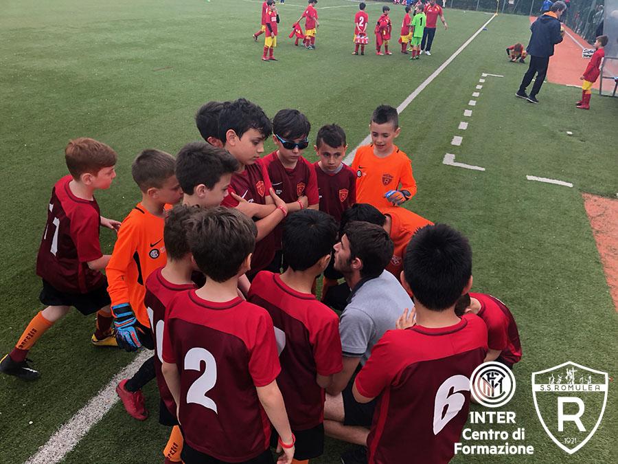 Al via il corso di aggiornamento per istruttori di scuola calcio in collaborazione con Inter