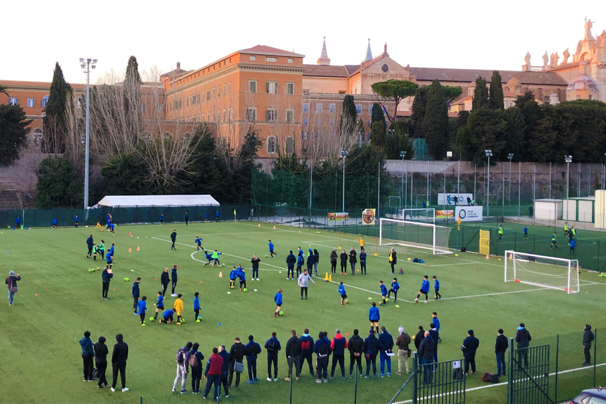 Al via il secondo modulo del corso di aggiornamento per istruttori di scuola calcio