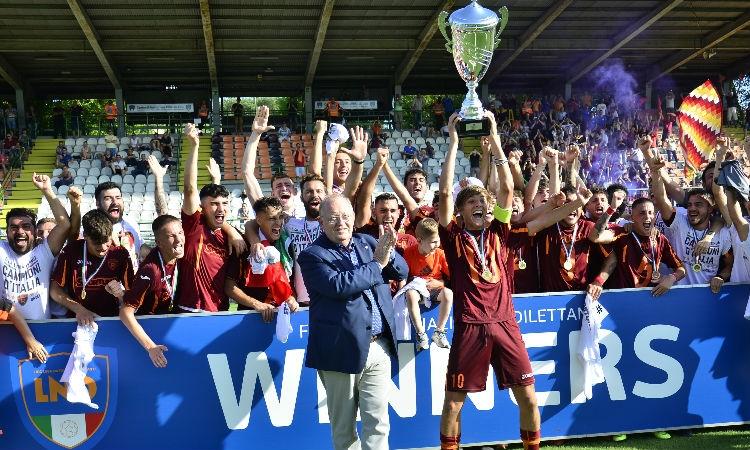 La nostra Under 19 vince 3-2- contro la Varesina in finale nazionale e si laurea campione d'Italia