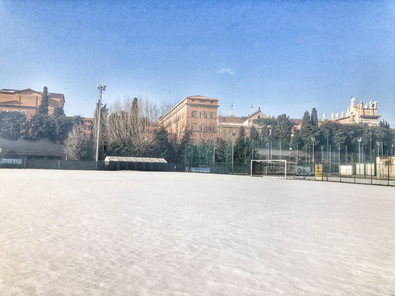 Neve Roma   Attività Regolari 28.02