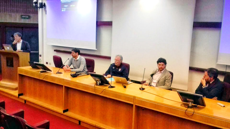 """8 Maggio 2017 Roma – Università Degli Studi Di Roma 2 """"Tor Vergata"""" – Romulea"""