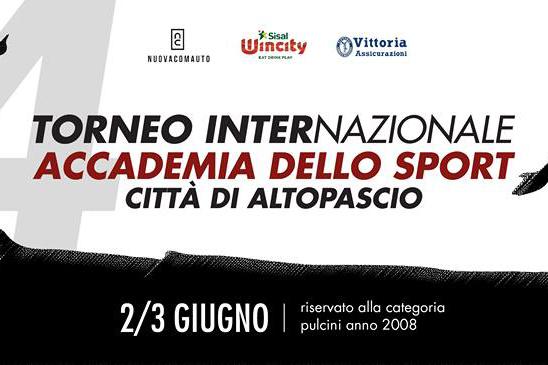 Torneo Internazionale Città Di Altopascio   Lucca   2-3 Giugno 2018