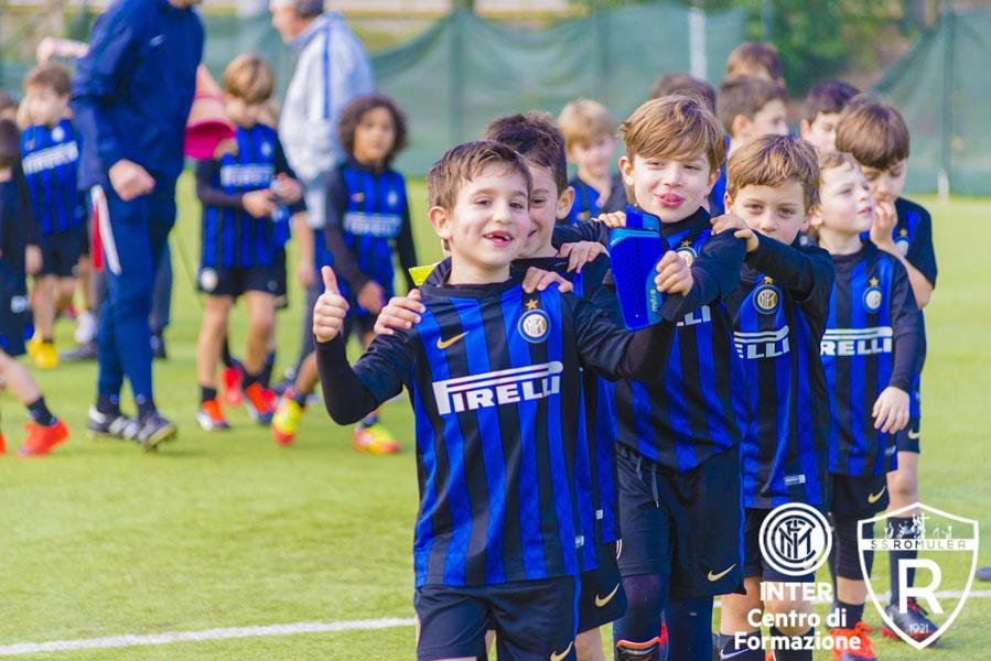 Open Day Scuola Calcio Inter 21 settembre