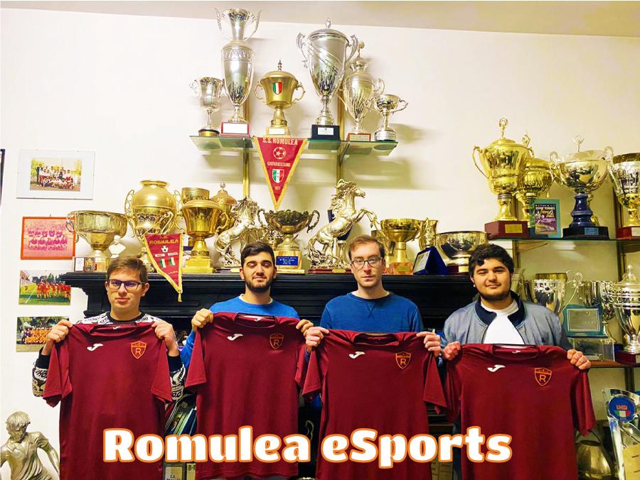 La Romulea Presenta Il Nuovo Settore ESports