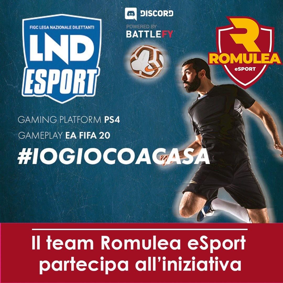 Torneo LND ESport #iorestoacasa
