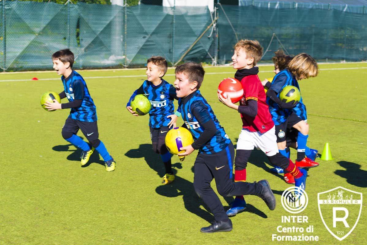 Raduno Di Scuola Calcio Inter Sabato 16 Gennaio 2021