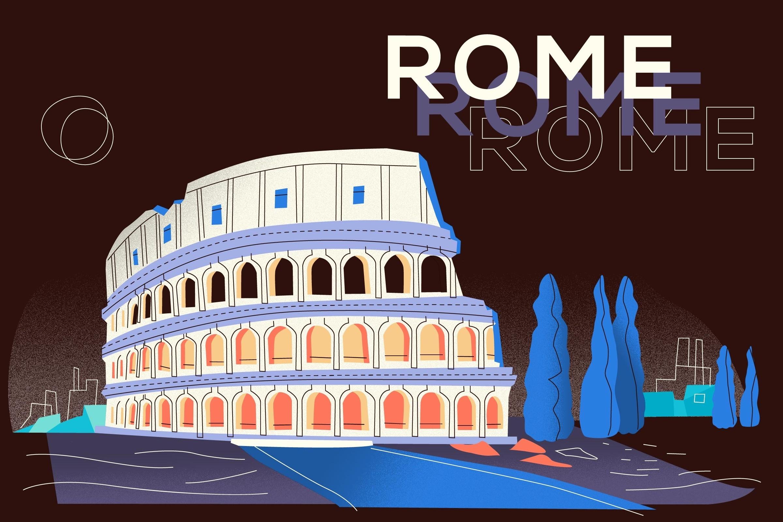 Allenamenti Al Colosseo RIMANDATI Causa Maltempo