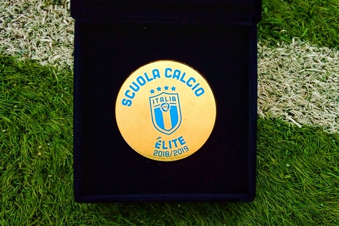 La Romulea è Nuovamente Scuola Calcio Elite FIGC