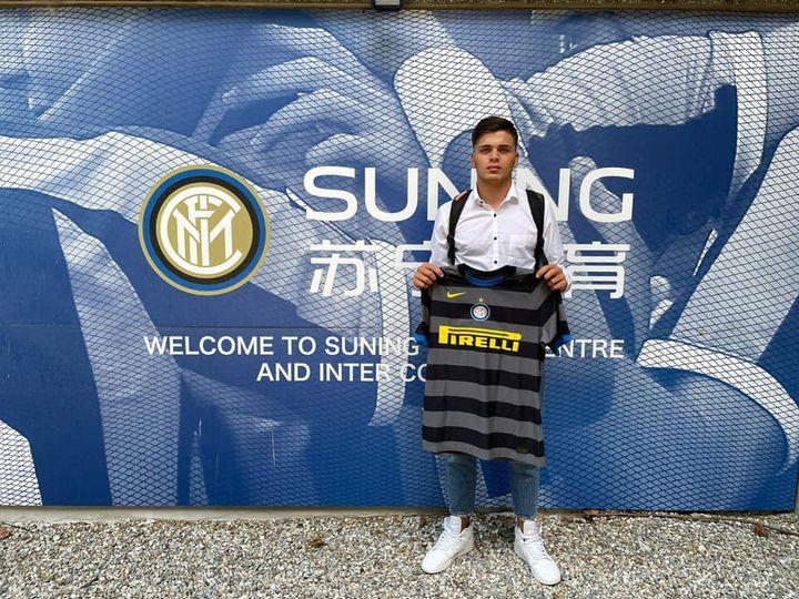 Alessandro Silvestro Confermato In Primavera1 All'Inter
